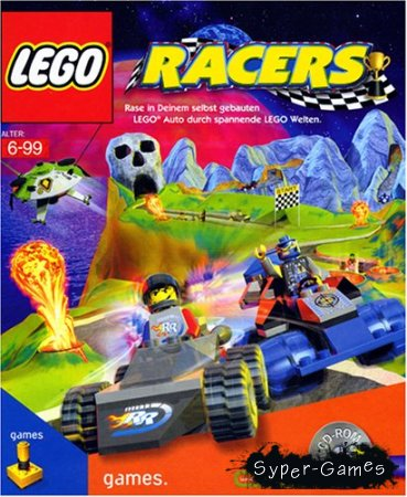 Lego Racers (1999/ENG+RUS)