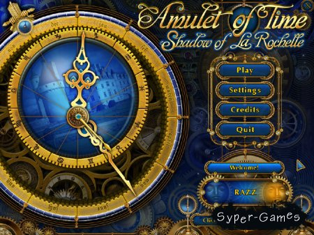 Amulet of Time: Shadow of la Rochelle. ВЕТА (2011/ENG)