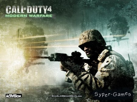 Call of Duty 4: Modern Warfare (PC/Repack)