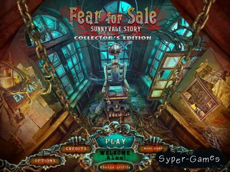 Fear for Sale 2: Sunnyvale Story  (2011/ENG)