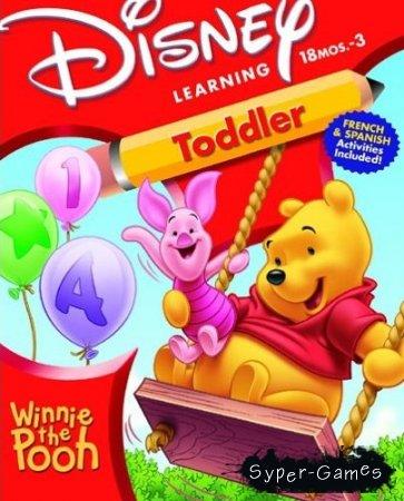Disney's Winnie the Pooh Toddler / Винни Пух для самых маленьких (1999/ENG)