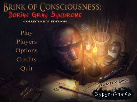 Brink of Consciousness: Dorian Gray Syndrome - Collector's Edition (2011)