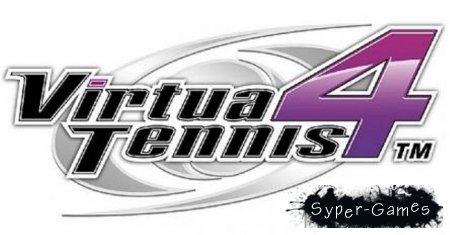 Virtua Tennis 4 / Виртуальный Теннис 4 (Repack/Rip)