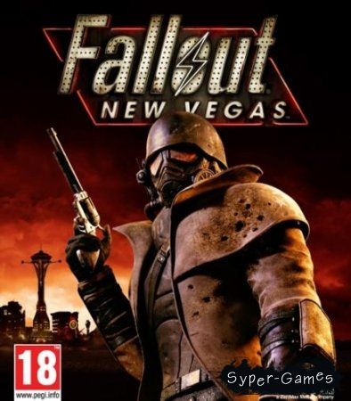 Fallout: New Vegas / Фоллаут: Нью Вегас (PC/RePack)