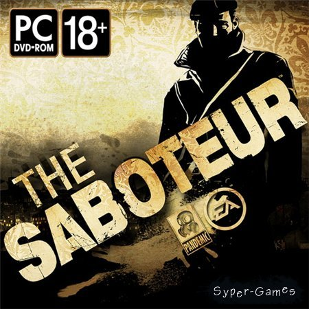 The Saboteur (PC/2009/RUS/ENG/RePack by R.G.Механики)