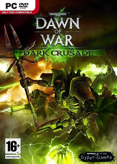 Скачать фильм : Warhammer 40000 Dawn of War Dark Crusade www.FG-TORRENT.com