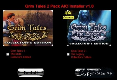 Grim Tales 2 Pack AIO (HOG). FINAL (2012/ENG)