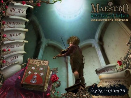 Maestro 2: Notes of Life Collector's Edition (2012/ENG)