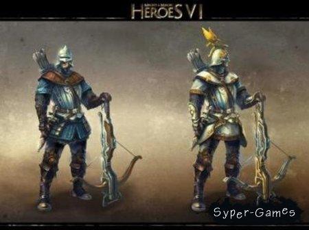 Might & Magic: Heroes 6 (ENG/RUS/2011)