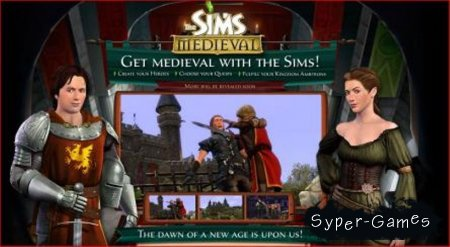 The Sims Medieval (PC/RePack)