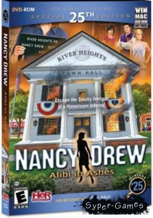 �������� ����: ����� ���: ��������� ����� - Nancy Drew: Alibi in Ashes (2011/PC/Repack)