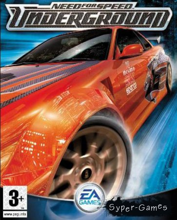 Need For Speed: Underground (2010/PC)