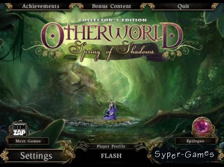 Otherworld: Spring of Shadows Collector's Edition (2012/ENG)