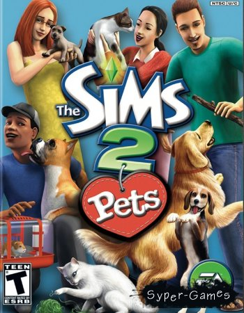 The Sims 2: Pets (ENG/RUS/PC)