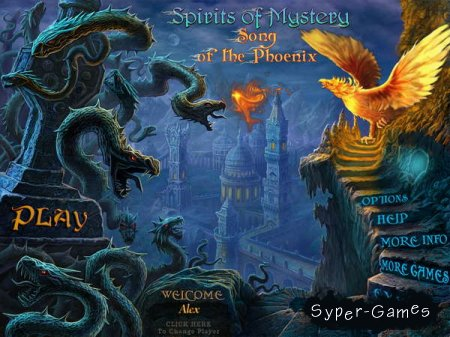 Spirits of Mystery 2: Song of the Phoenix (2012/ENG)