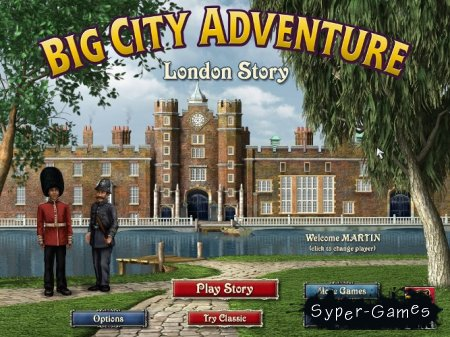 Big City Adventure 5: London Story. Final (2012/Eng)