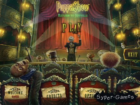 "PuppetShow 4: Return to Joyville, ""Hidden object"" (2012/ENG)"