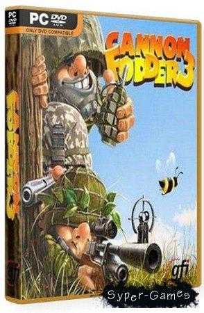 Cannon Fodder 3 (2011/Кгы)