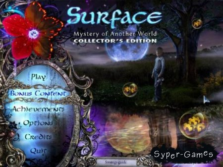 Surface: Mystery Of Another World Collector's Edition (2012/ENG)