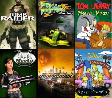 Сборка новых игр на телефон 2012 скачать