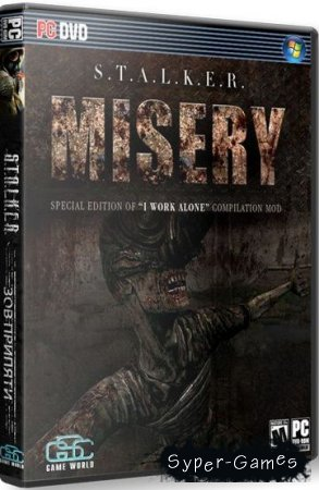 S.T.A.L.K.E.R: Call of Pripyat - MISERY: 2012 (PC/RePack/2012)