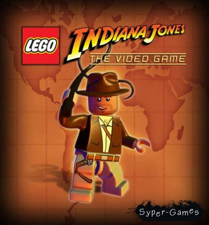 LEGO Indiana Jones: The Original Adventures (2008/RUS/RePack)