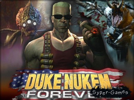 Duke Nukem Forever (2011/PC)