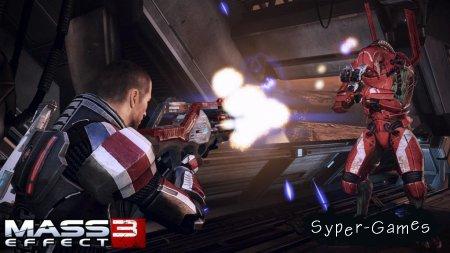 Mass Effect 3 / Масс Эффект 3 (PC/RePack/2012)