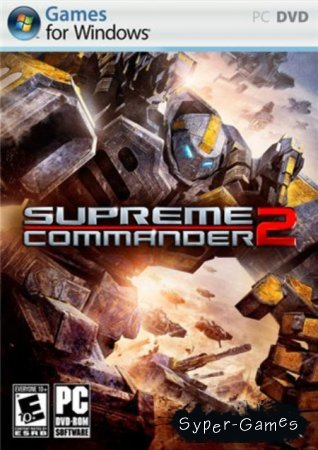 Supreme Commander 2 (2010/RUS)