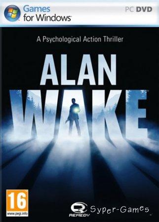 Alan Wake (RePack/2012)