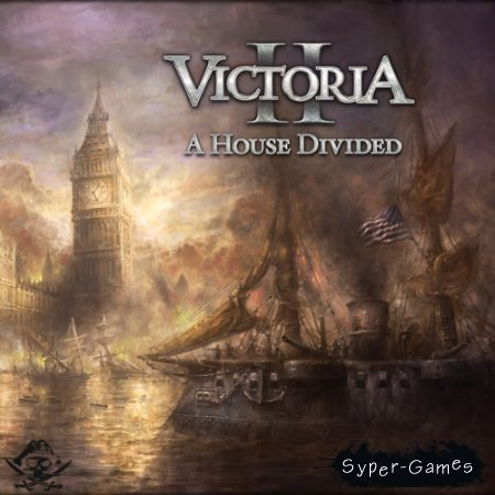 Victoria 2: A House Divided (PC/2012)