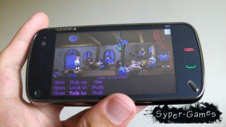 The Secret of Monkey Island (Symbian 9.1, 9.2, 9.3, 9.4, 9.5)