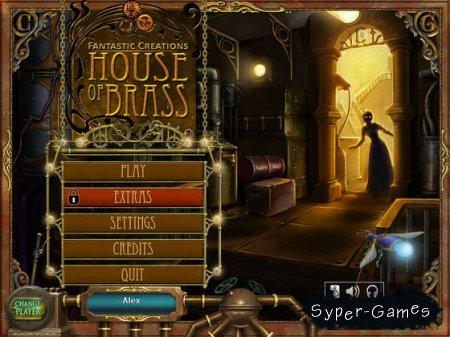 Fantastic Creations: House of Brass - Collector's Edition (2012)