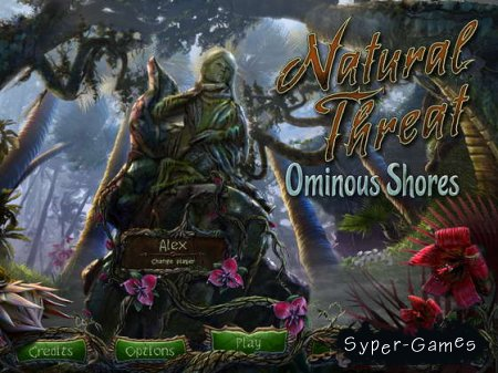 Natural Threat: Ominous Shores (2012/ENG)