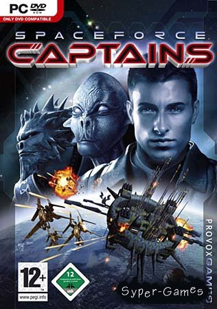 Space force: captains (RePack/RUS)
