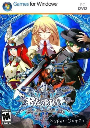 Blazblue Calamity Trigger[FIGHTING/2010]