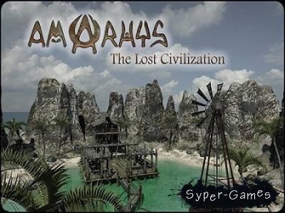 Amarhys The Lost Civilisation