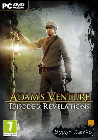 Adams Venture 3: Revelations (2012/ENG)