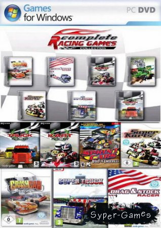 Complete Racing Games Collection (2012/MULTI5/ENG)
