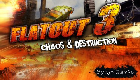 Flatout 3 Chaos Destruction (PC/2011)