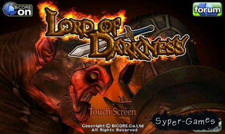Lord of Darkness v.1.0 (Android)