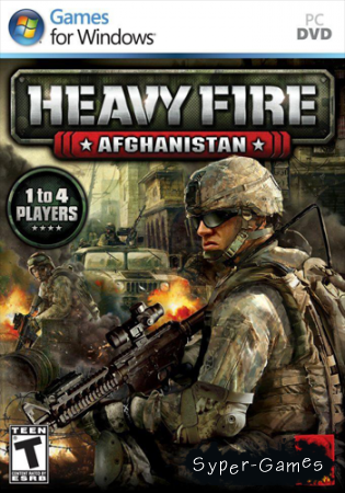 Heavy Fire Afghanistan (PC/2012)