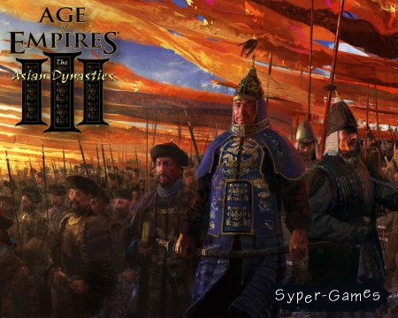 Age of Empires 3 The Asian Dynasties (ENG/RUS)