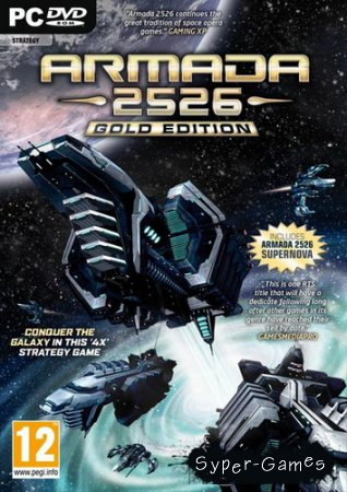 Armada 2526 - Gold Edition (2012/ENG)