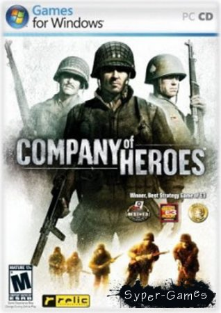 Company of Heroes + Eastern Front Mod + Blitzkrieg Mod (2012/RUS/RePack)