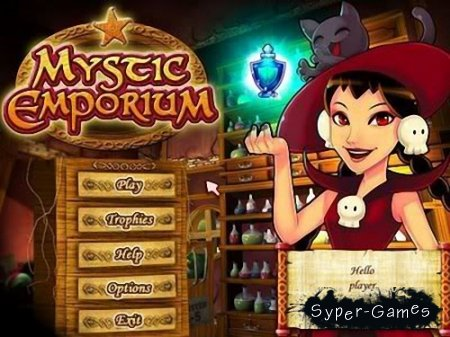 Mystic Emporium (2009/RUS)