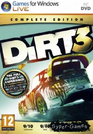 DiRT 3: Complete Edition (2012/Multi + RUS/L)