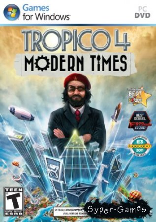 Tropico 4: Modern Times (Add-on/MULTi5/ENG)