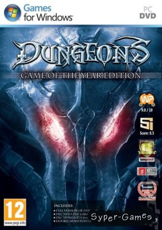 Dungeons. Game Of The Year Edition (2012/ENG)