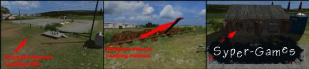 """Мод """"KolhozMap III"""" для Landwirtschafts Simulator 2011"""